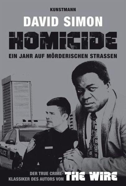 Simon, David – Homicide
