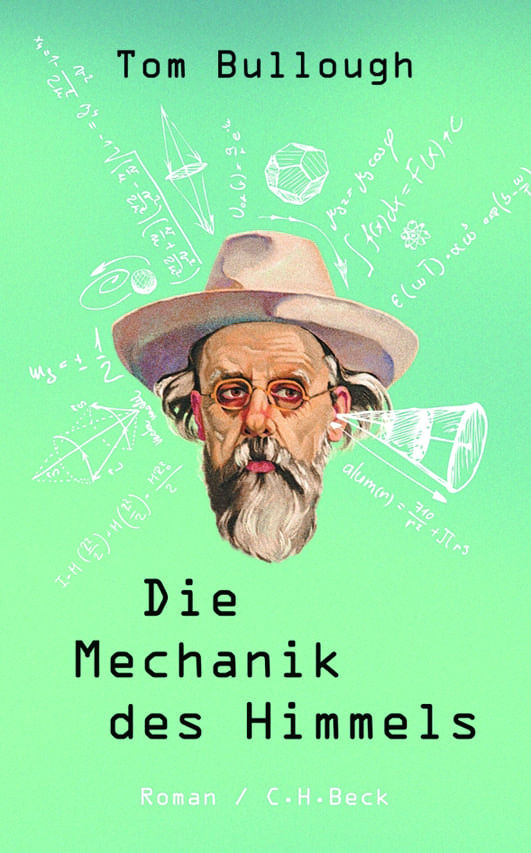 Bullough, Tom – Die Mechanik des Himmels