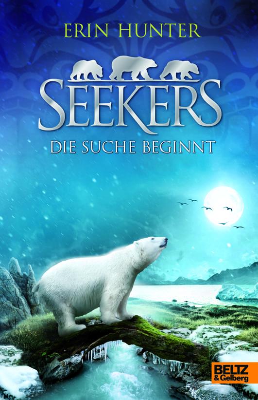 Hunter, Erin – Seekers – Die Suche beginnt