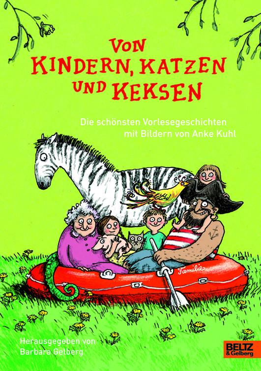 Gelberg, Barbara /Kuhl, Anke – Von Kindern, Katzen und Keksen