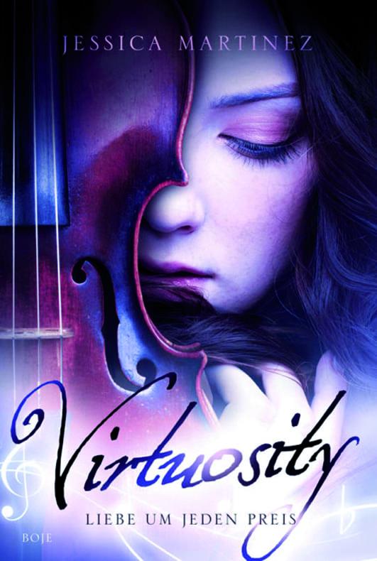 Martinez, Jessica – Virtuosity