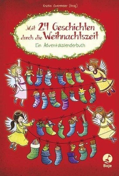 Overmeier, Kristin – Mit 24 Geschichten durch den Advent