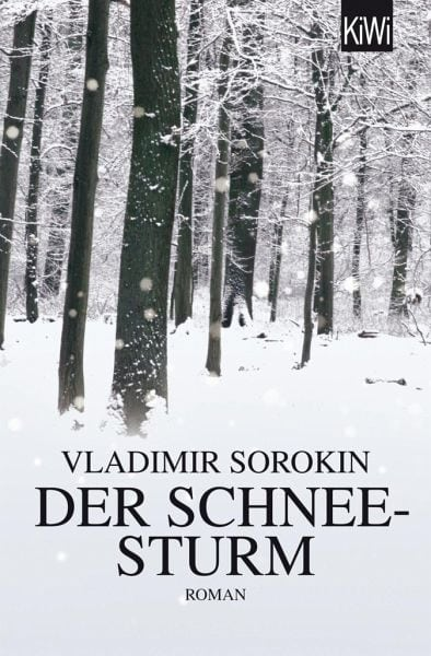 Sorokin, Vladimir – Der Schneesturm