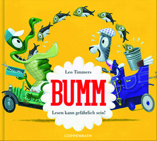 Timmers, Leo – Bumm