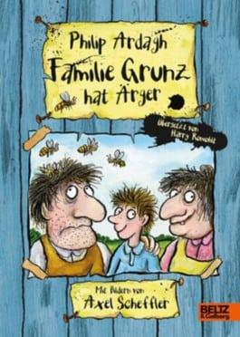 Ardagh, Philip – Familie Grunz hat Ärger