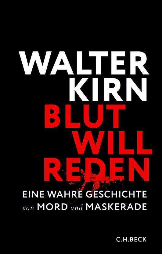 Kirn, Walter – Blut will reden