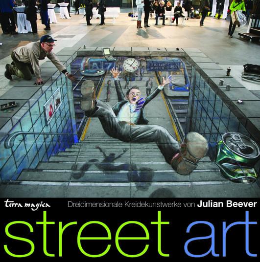 Beever, Julian – Street Art
