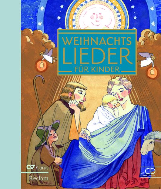 Kramer, Evelin/ Weigele, Klaus – Weihnachtslieder für Kinder