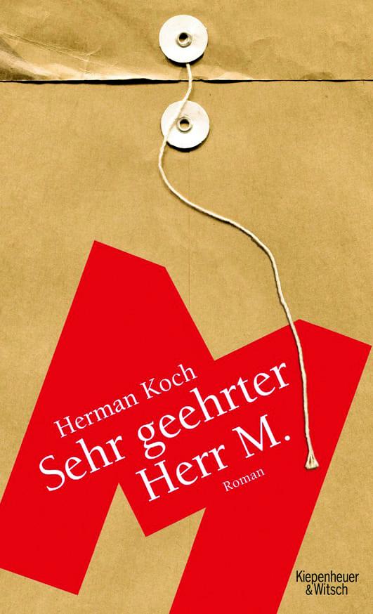Koch, Hermann – Sehr geehrter Herr M.