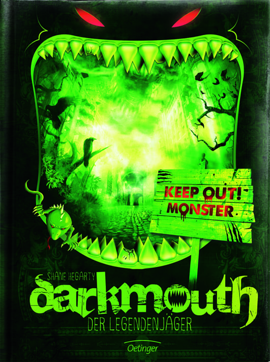 Hegarty, Shane – Darkmouth