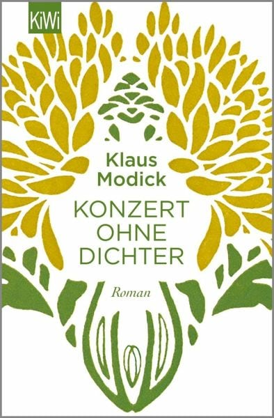 Modick, Klaus – Konzert ohne Dichter