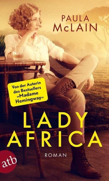 McLain, Paula – Lady Afrika