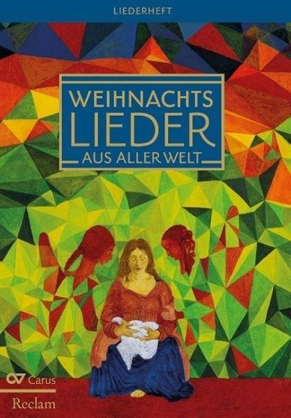 Schmeisser, Martin/ Riedl, Christine (Hg.) – Weihnachtslieder aus aller Welt