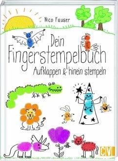 Fauser, Nico – Dein Fingerstempelbuch