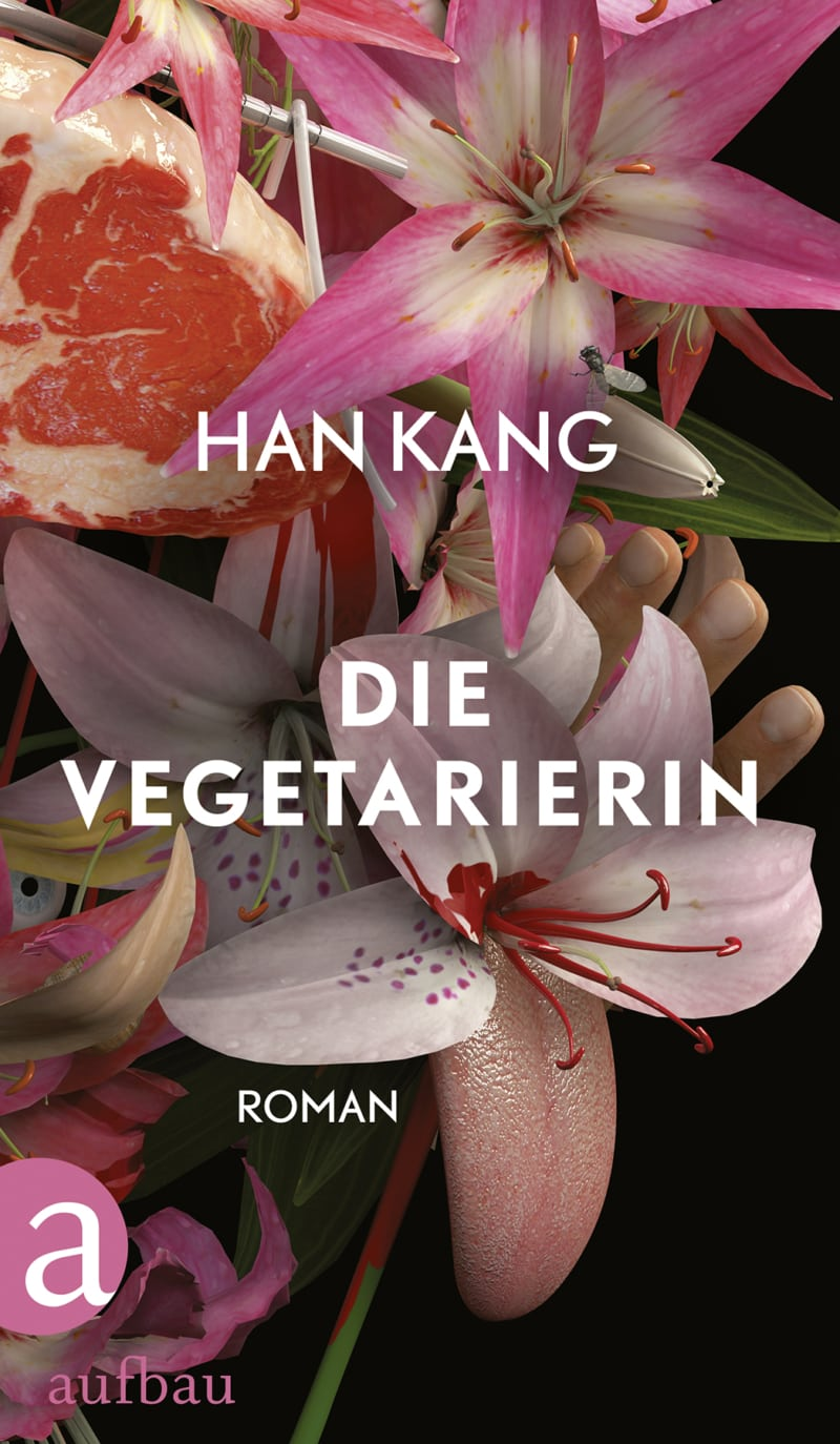 Die Vegetarierin Book Cover