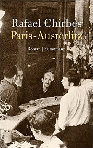 Paris-Austerlitz Book Cover