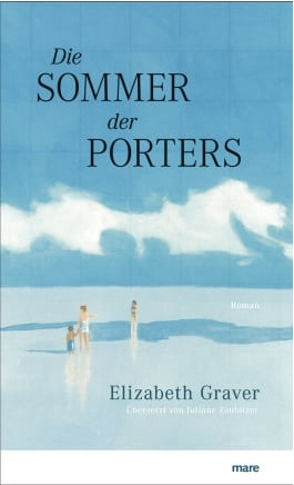 Die Sommer der Porters Book Cover
