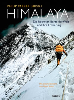 Himalaya - Die höchsten Berge der Welt und ihre Entdeckung Book Cover