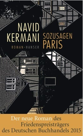 Sozusagen Paris Book Cover