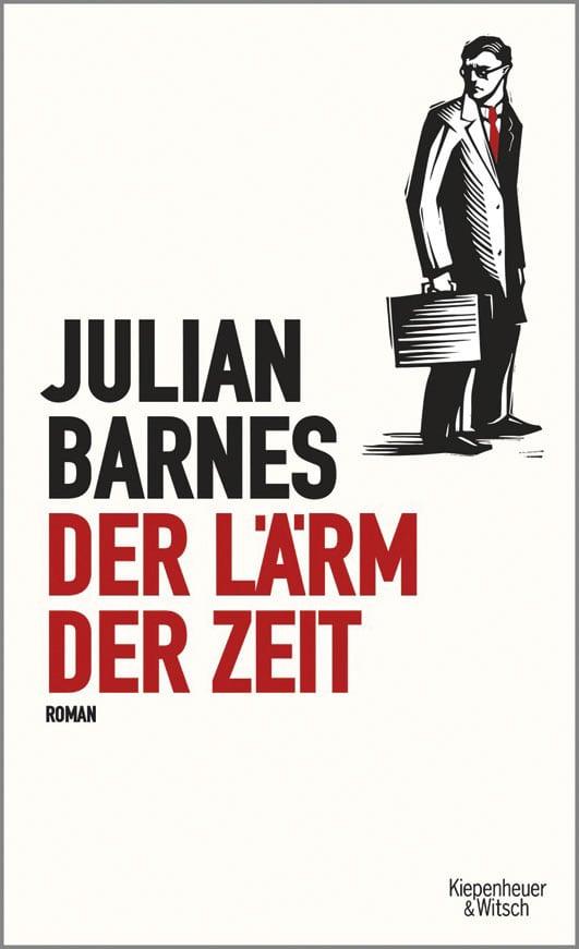 Der Lärm der Zeit Book Cover