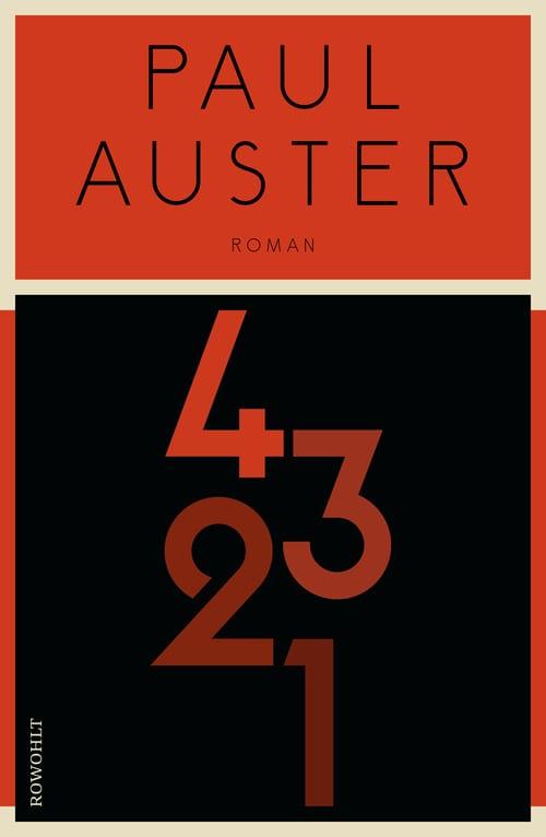 Auster, Paul – 4 3 2 1