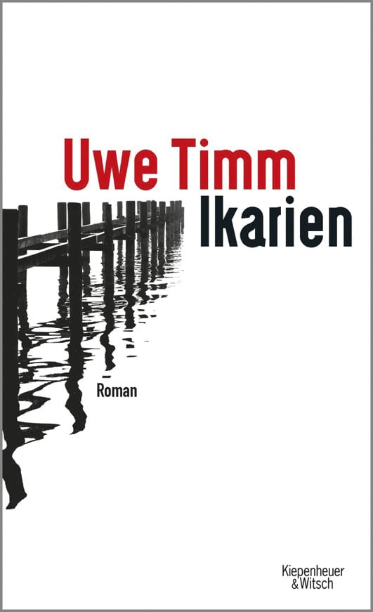 Ikarien Book Cover
