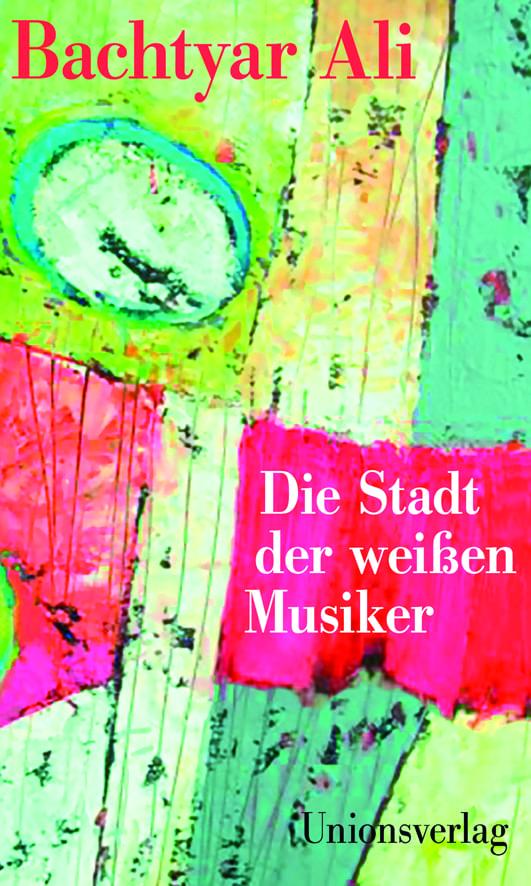 Die Stadt der weißen Musiker Book Cover
