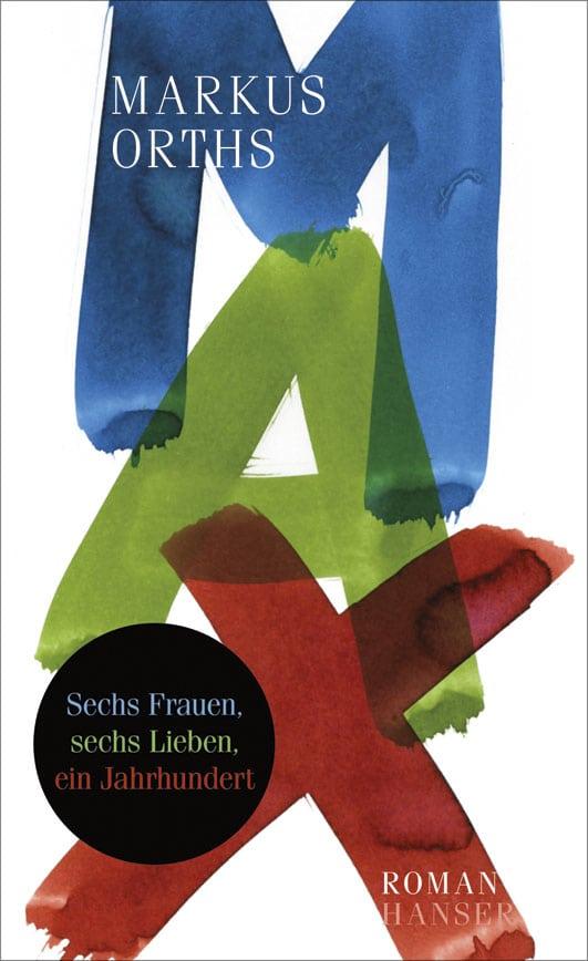 Max Book Cover
