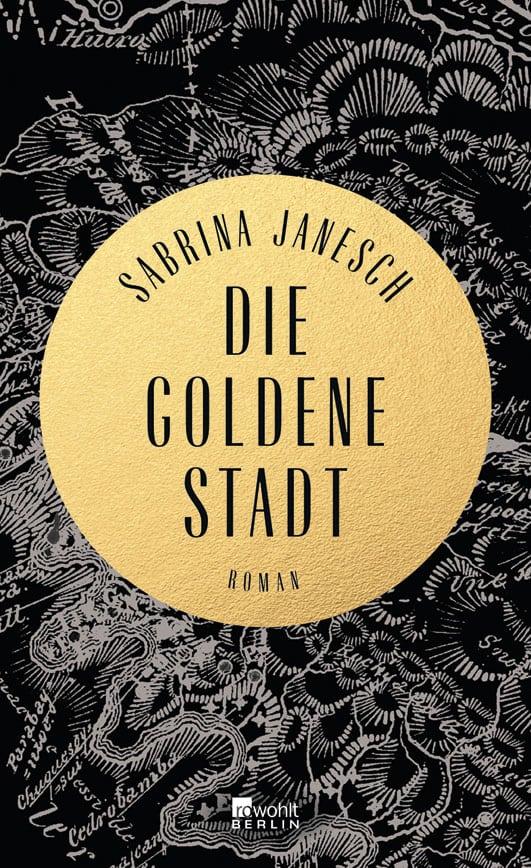 Die goldene Stadt Book Cover