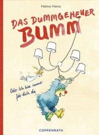 Das Dummgeheuer Bumm – Roman von Helme Heine