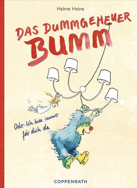 Das Dummgeheuer Bumm Book Cover