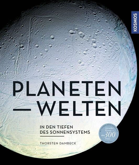 Planetenwelten Book Cover