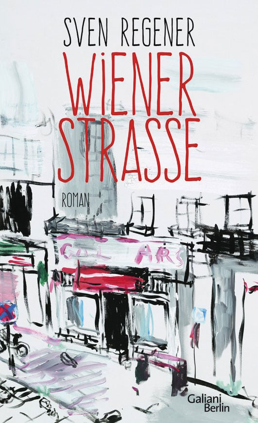 Wiener Strasse Book Cover