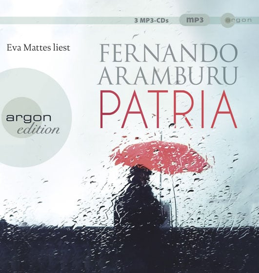 Patria Book Cover