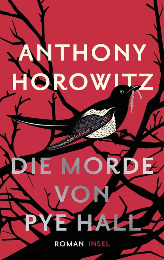 Die Morde von Pye Hall Book Cover