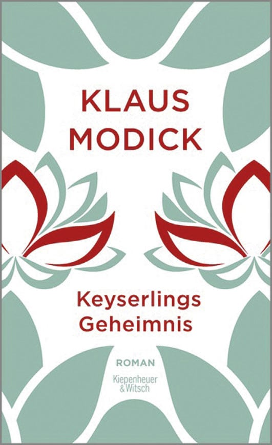 Klaus Modick – Keyserlings Geheimnis