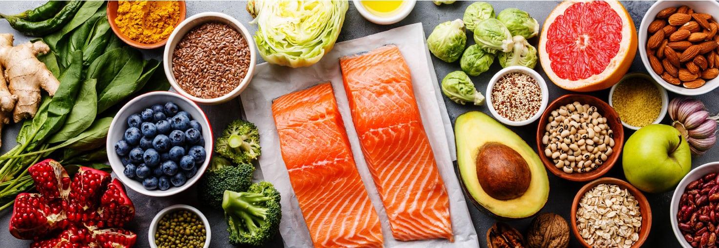 Ernährung, Gesundheit
