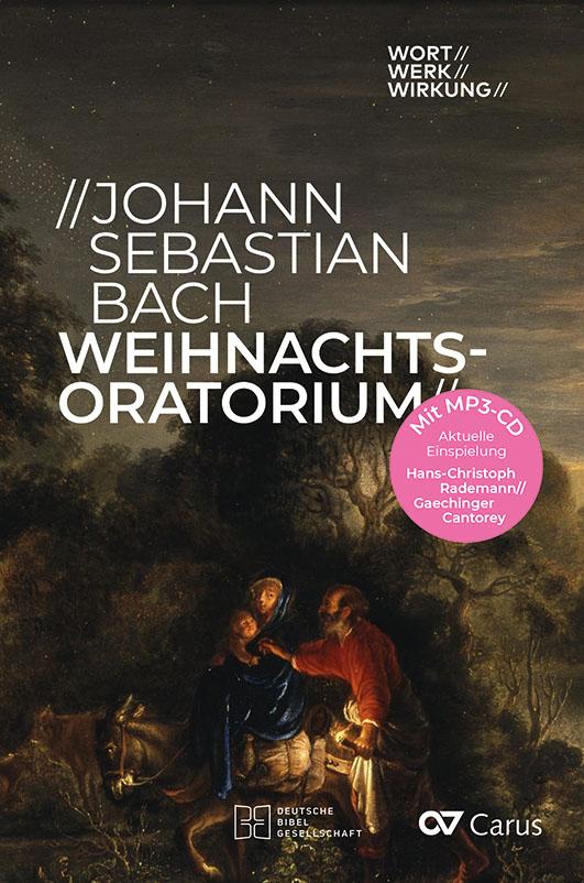 Walter, Meinrad / Bey (Hg.). Henning – Johann Sebastian Bach Weihnachtsoratorium