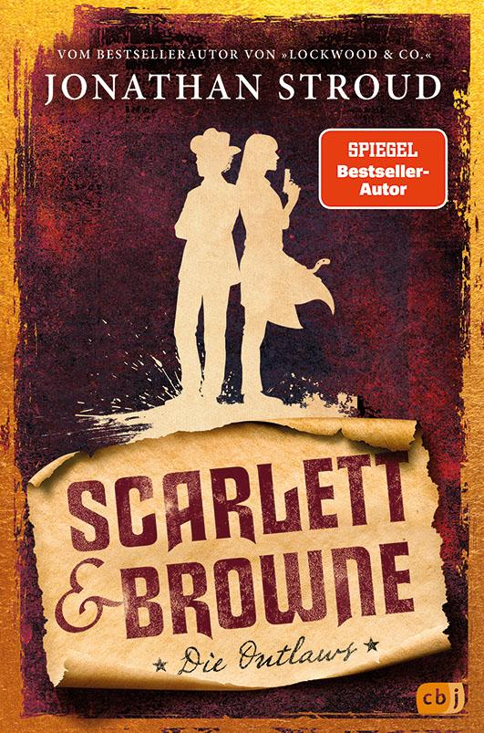 Stroud, Jonathan – Scarlett & Browne