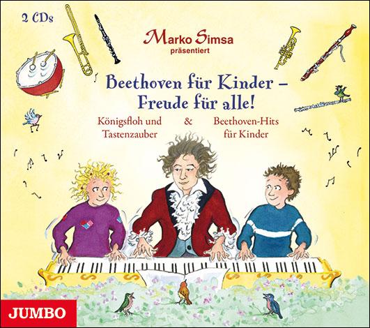 Simsa, Marko – Beethoven für Kinder – Freude für alle!