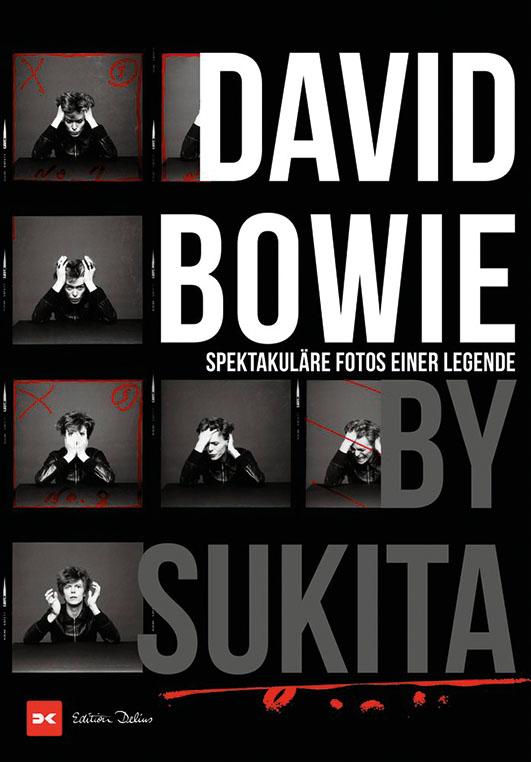 Sukita, Masayoshi – David Bowie by Sukita