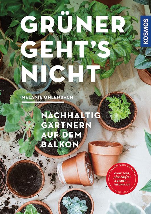Öhlenbach, Melanie – Grüner geht's nicht