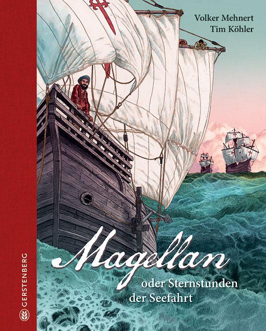 Mehnert, Volker – Magellan