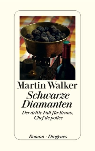 Walker, Martin – Schwarze Diamanten