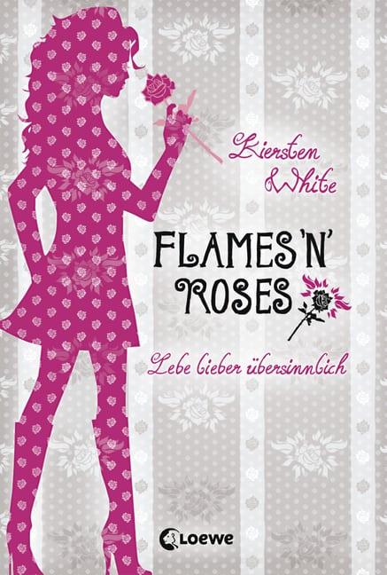 White, Kiersten – Flames 'n' Roses