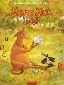 Wieslander, Jujja/ Nordquits, Sven – Mama Muh liest