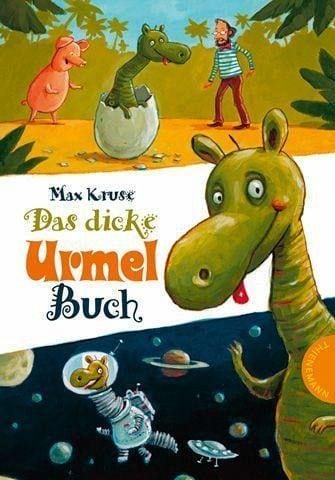 Kruse, Max – Das dicke Urmel-Buch