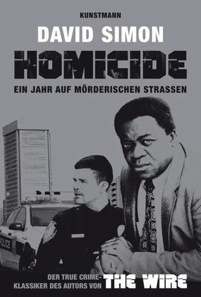 Simon, David – Homicide