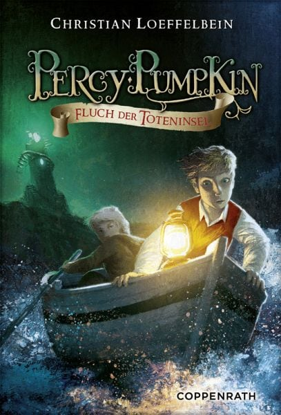 Loeffelbein, Christian – Percy Pumpkin – Fluch der Toteninsel