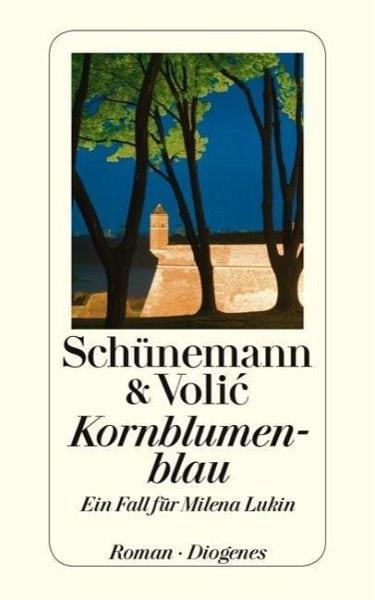 Schünemann, Christian/Volic, Jelena – Kornblumenblau